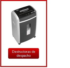 Destructoras de documentos suministro integral para la - Cuadros para despachos ...